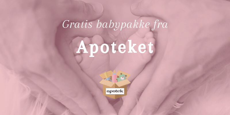 Apoteket babypakke