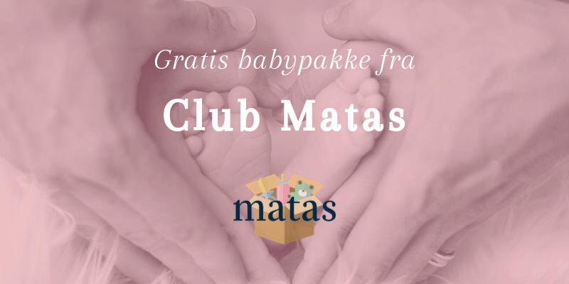 Club Matas babypakke