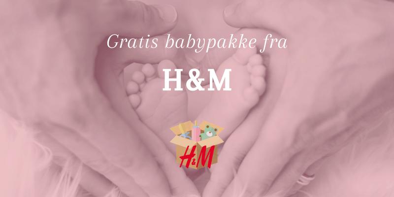 H&M babypakke