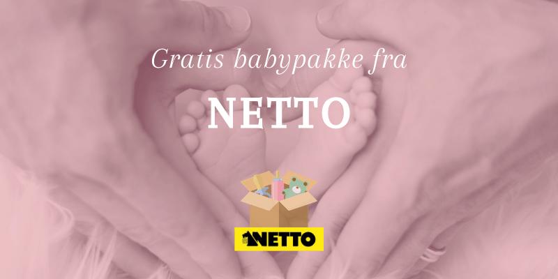 Netto babypakke