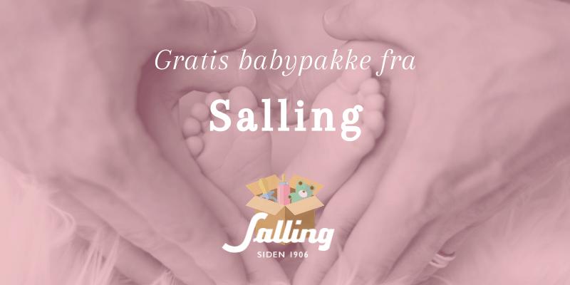 Salling babypakke
